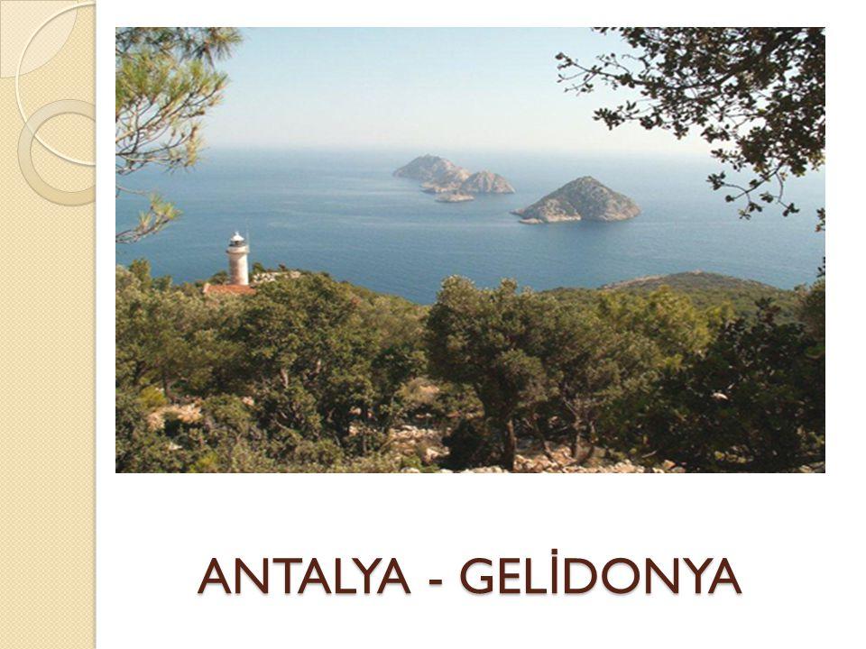 ANTALYA - GELİDONYA