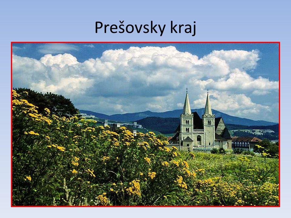 Prešovsky kraj