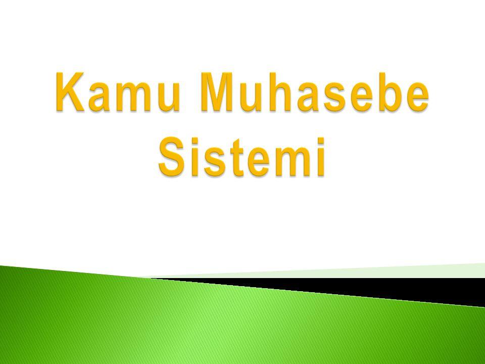 Kamu Muhasebe Sistemi