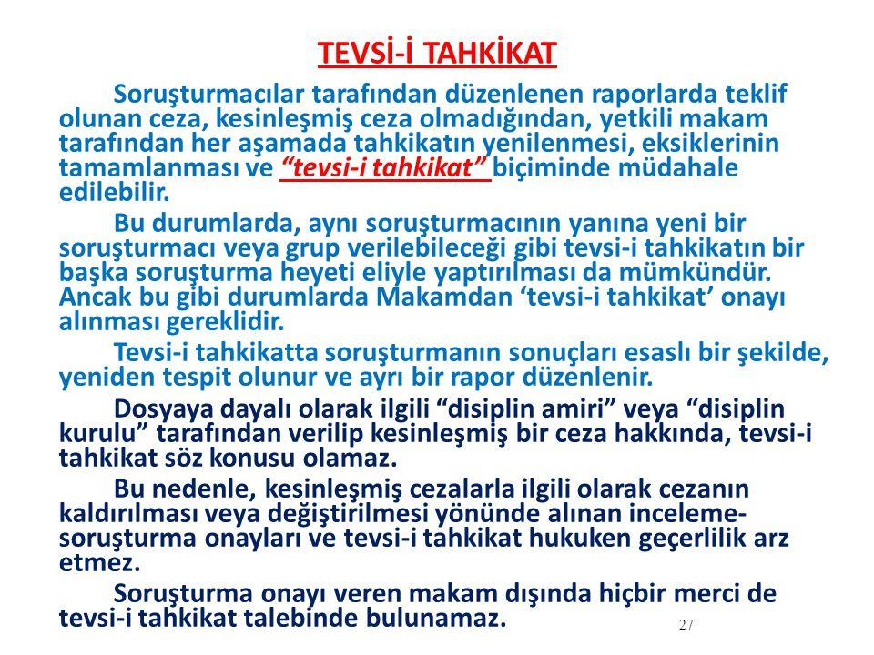 TEVSİ-İ TAHKİKAT