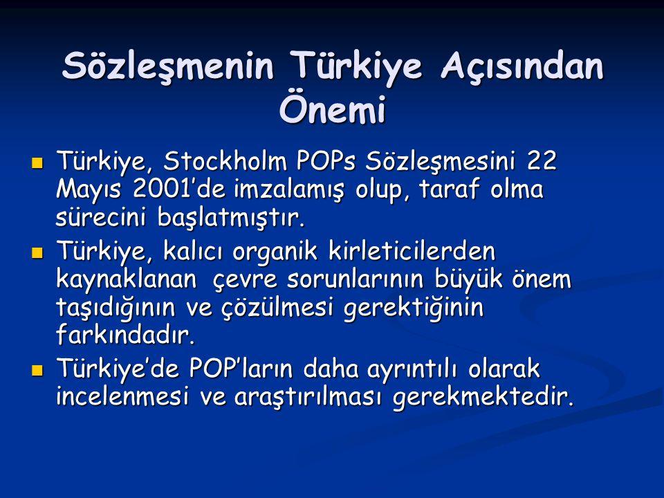 Sözleşmenin Türkiye Açısından Önemi