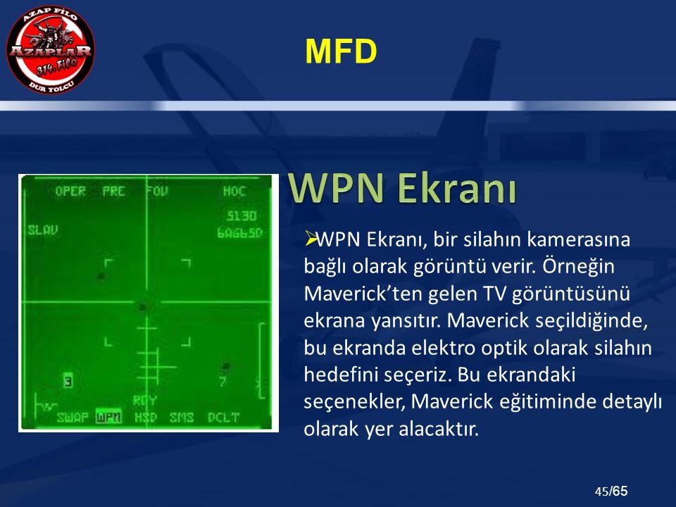 WPN Ekranı
