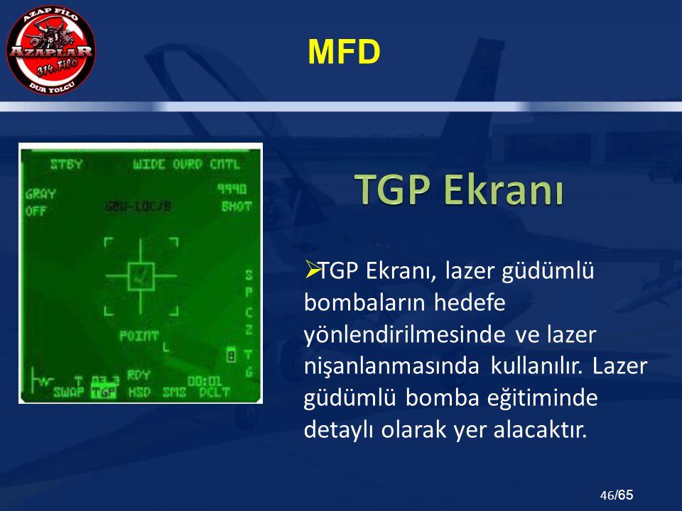 TGP Ekranı