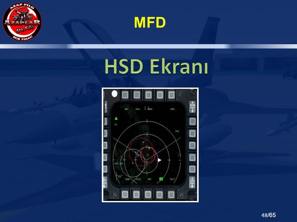 HSD Ekranı