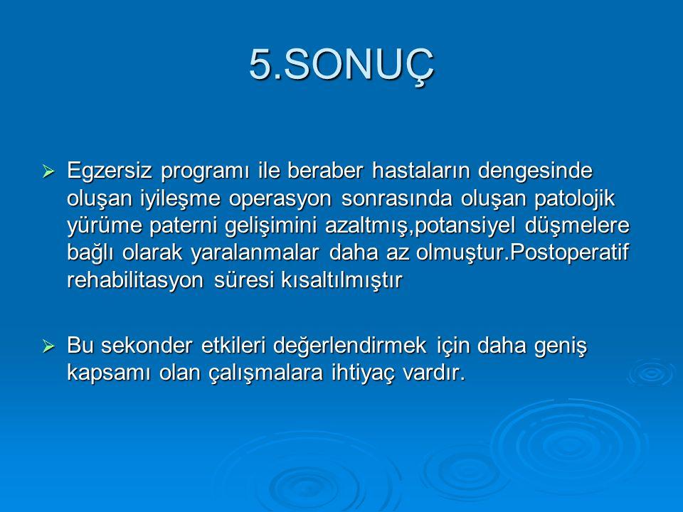 5.SONUÇ
