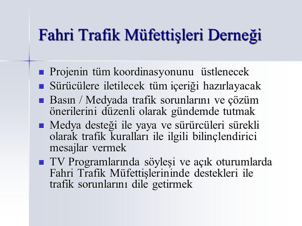 Fahri Trafik Müfettişleri Derneği