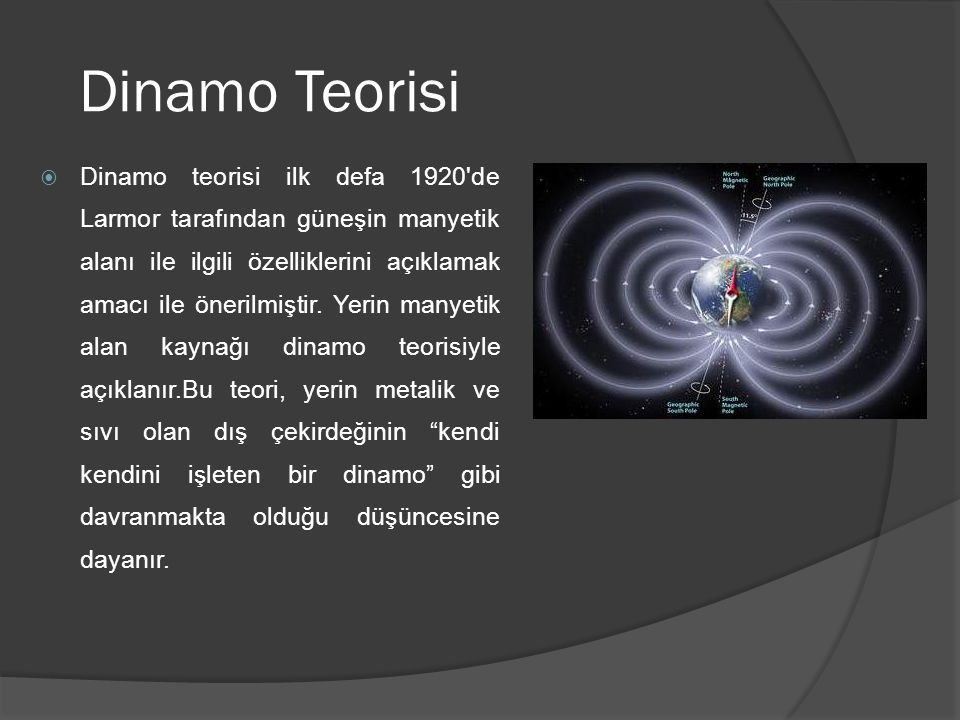 Dinamo Teorisi