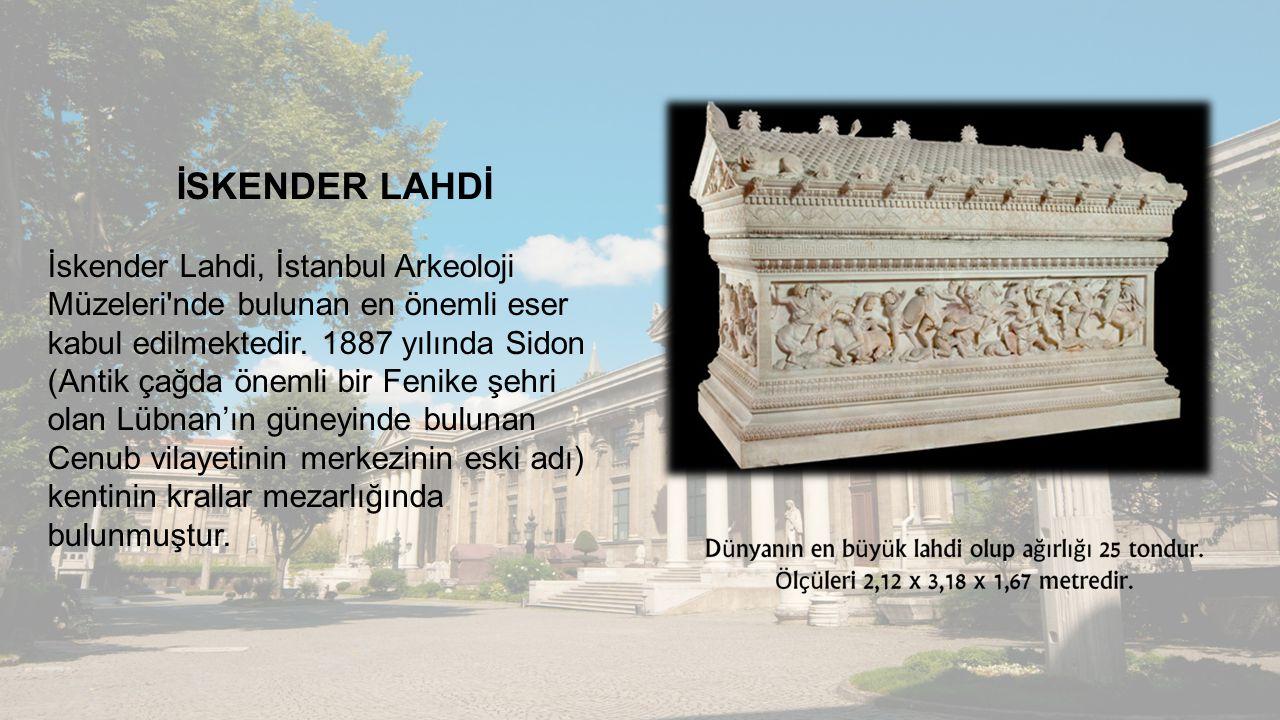 İSKENDER LAHDİ