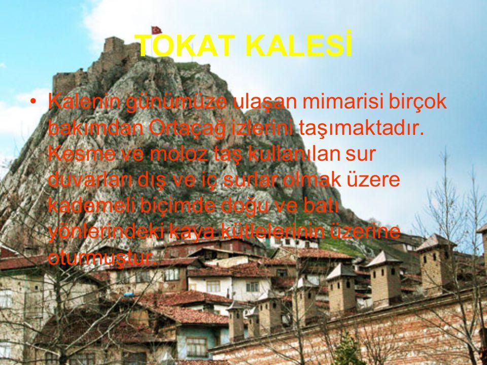 TOKAT KALESİ