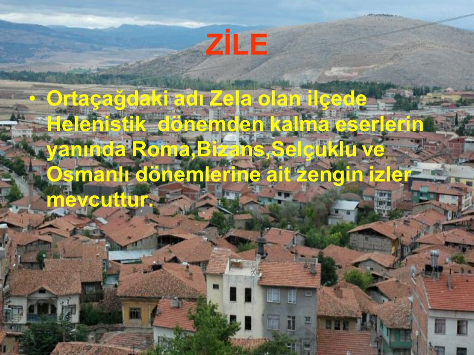 ZİLE