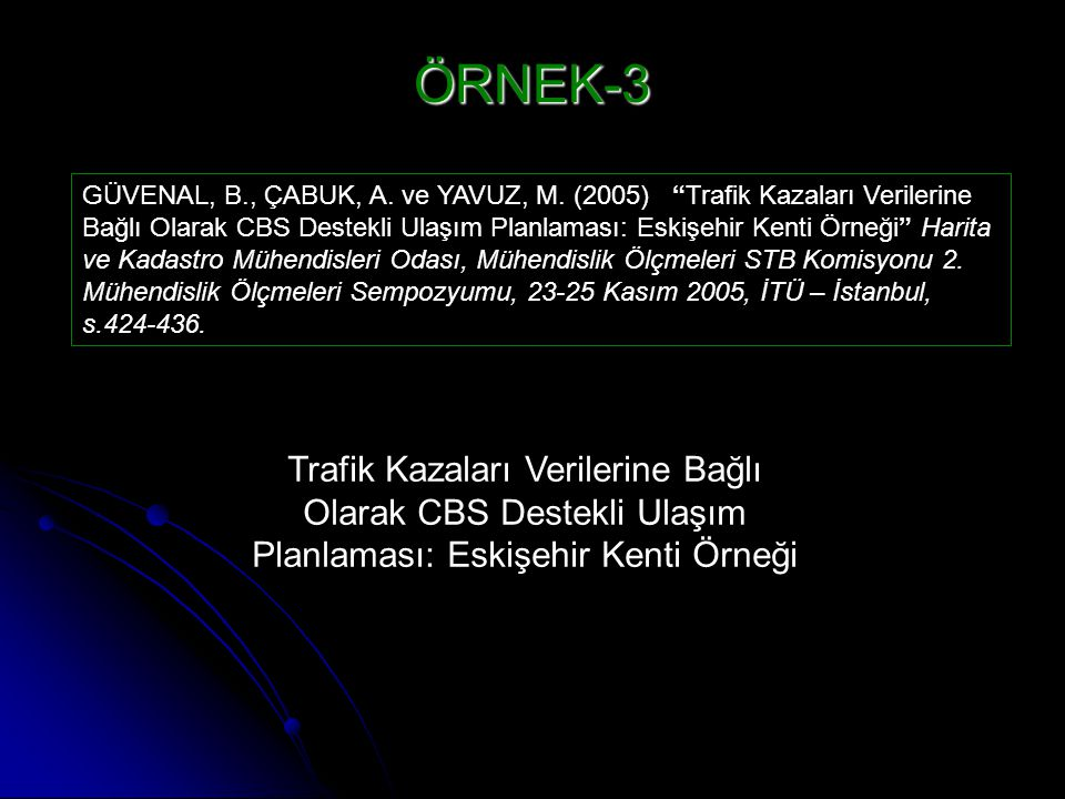 ÖRNEK-3