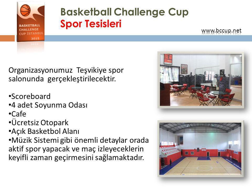 Basketball Challenge Cup Spor Tesisleri
