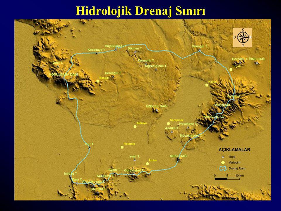 Hidrolojik Drenaj Sınırı