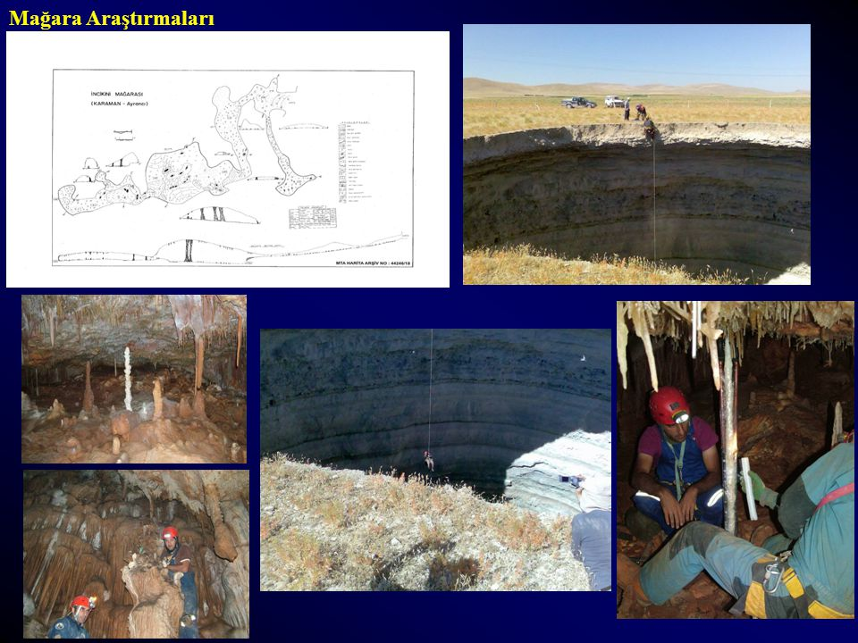 Mağara Araştırmaları