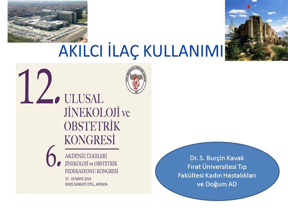 Fırat Üniversitesi Tıp Fakültesi Kadın Hastalıkları ve Doğum AD