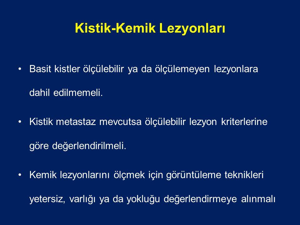 Kistik-Kemik Lezyonları