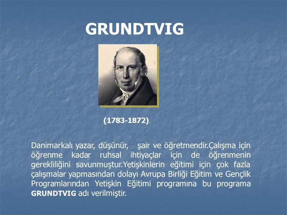 GRUNDTVIG (1783-1872)