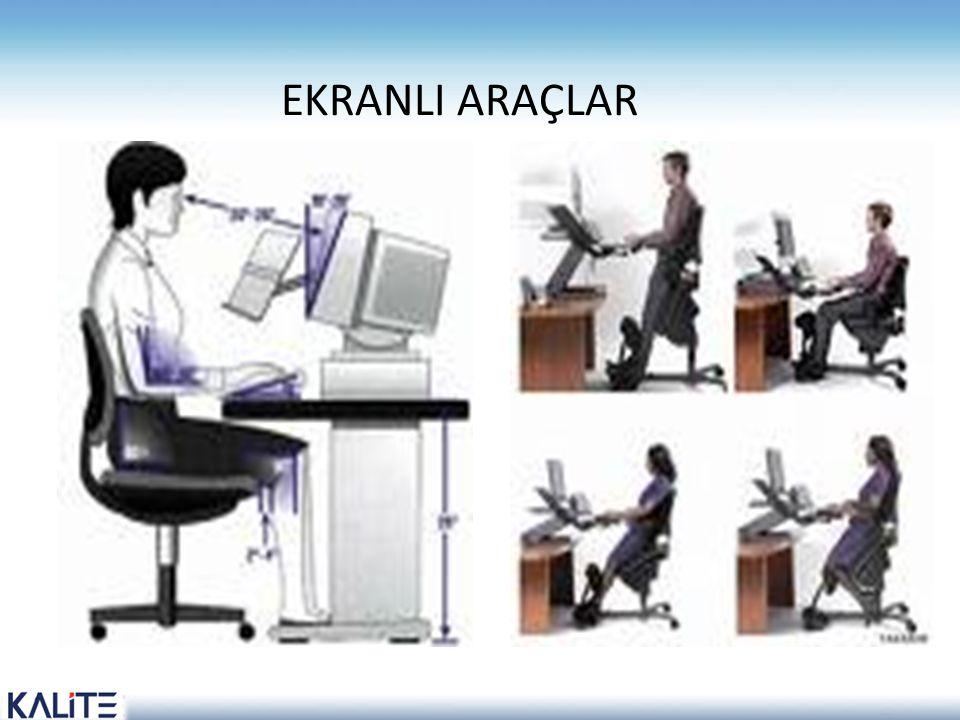 EKRANLI ARAÇLAR