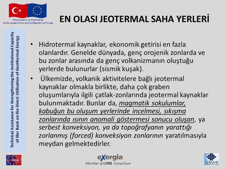 EN OLASI JEOTERMAL SAHA YERLERİ