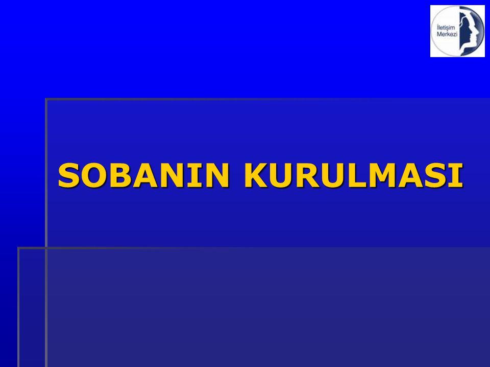 SOBANIN KURULMASI