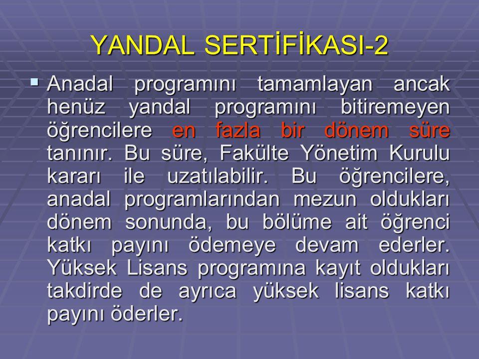 YANDAL SERTİFİKASI-2
