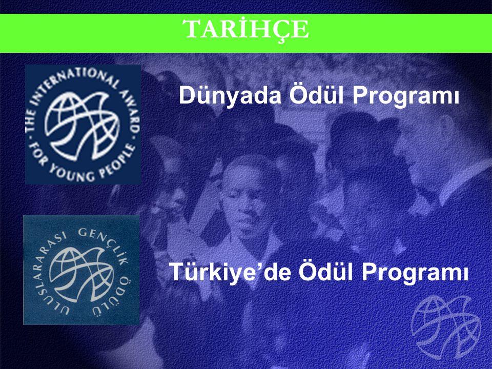 Türkiye'de Ödül Programı