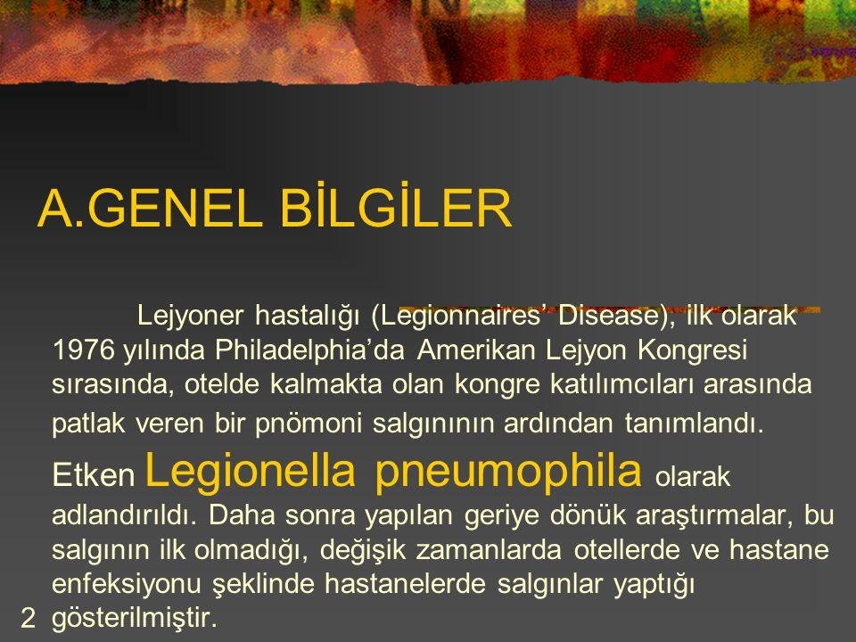 A.GENEL BİLGİLER