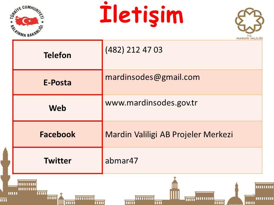 İletişim Telefon (482) 212 47 03 E-Posta mardinsodes@gmail.com Web