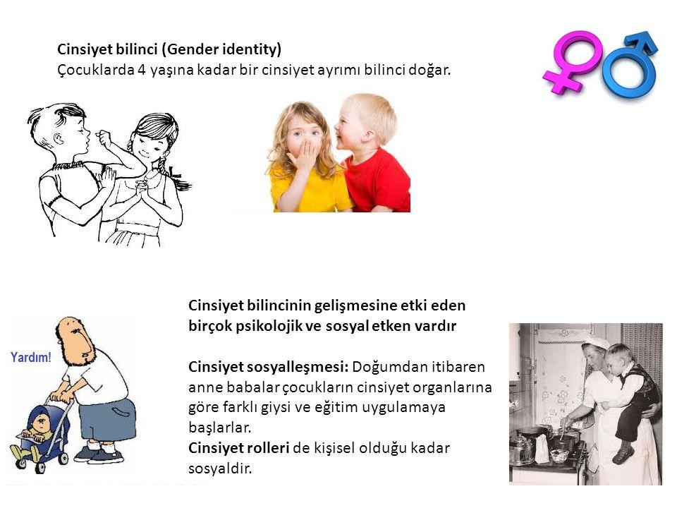 Cinsiyet bilinci (Gender identity)