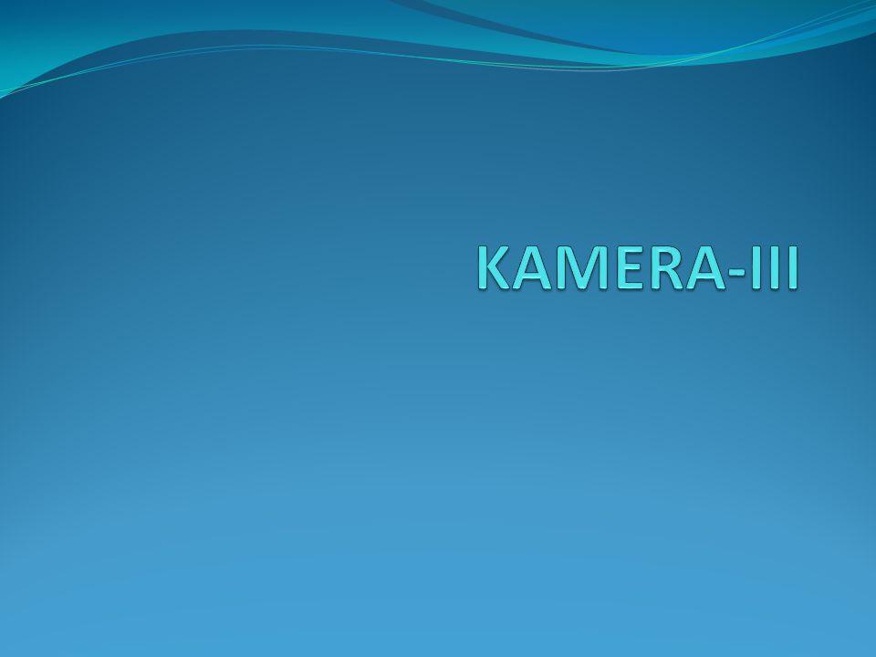KAMERA-III