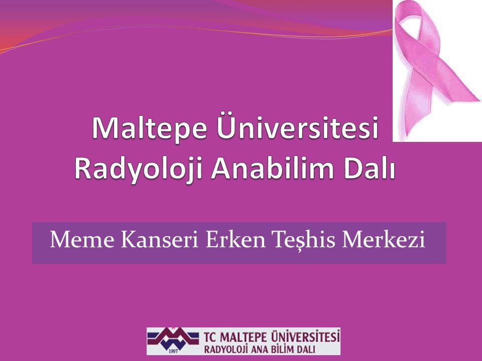 Maltepe Üniversitesi Radyoloji Anabilim Dalı