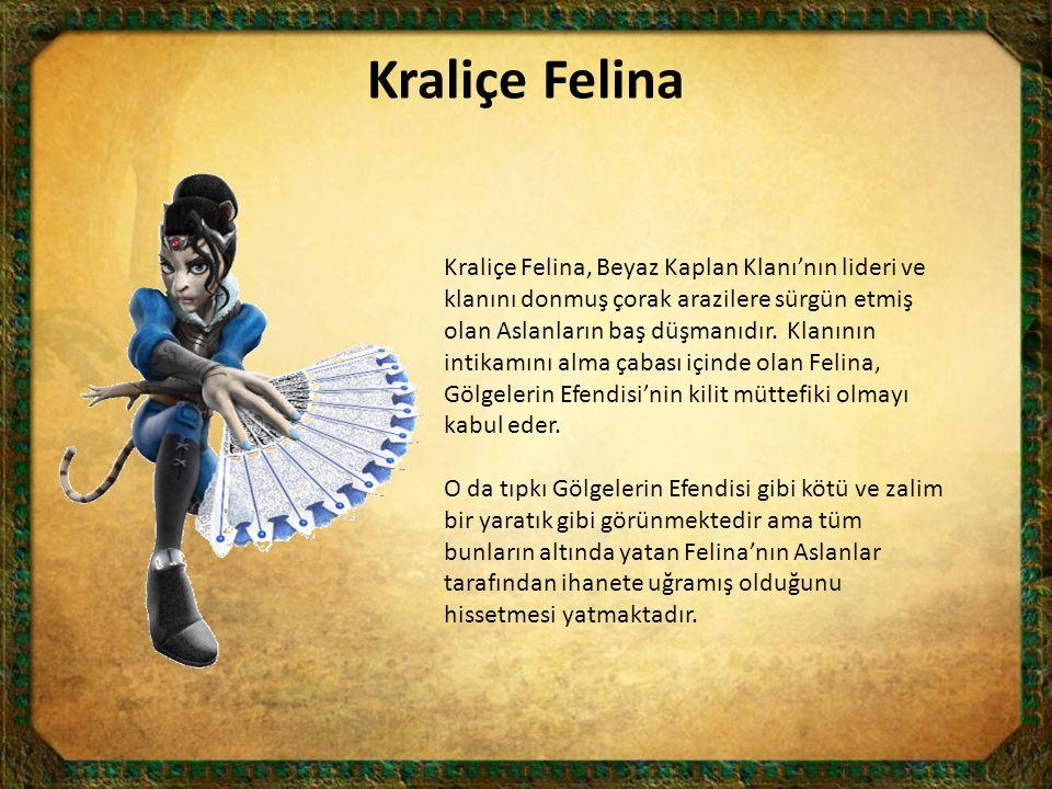 Kraliçe Felina