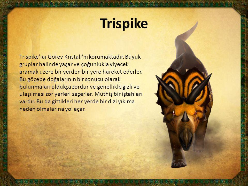 Trispike