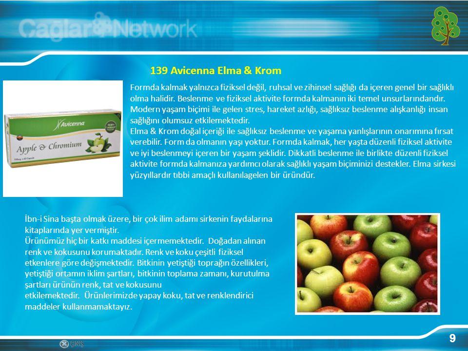 139 Avicenna Elma & Krom