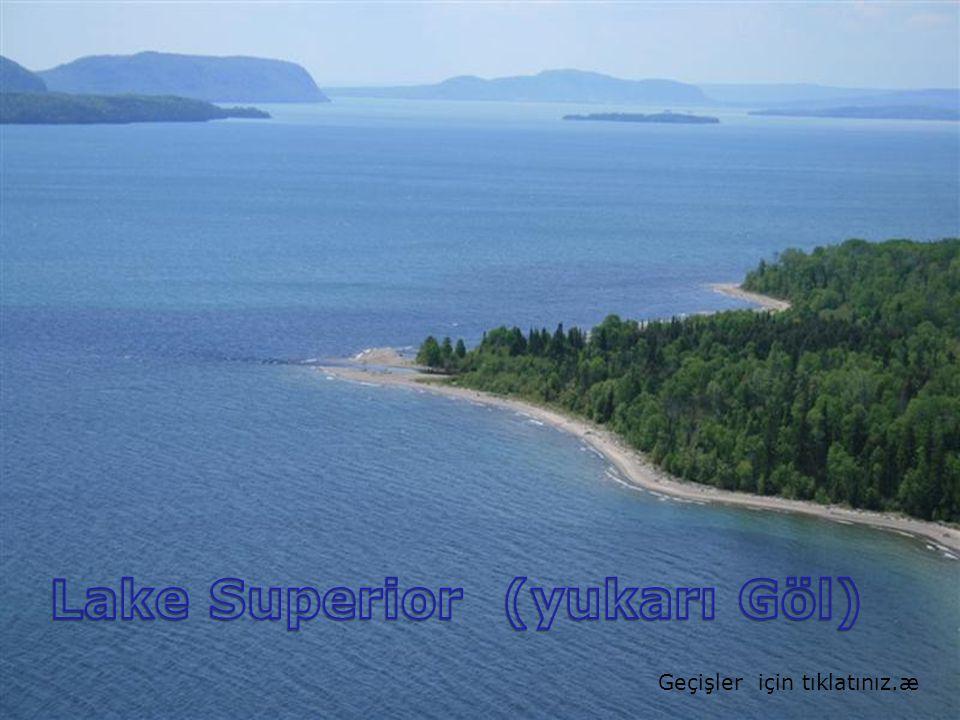 Lake Superior (yukarı Göl)