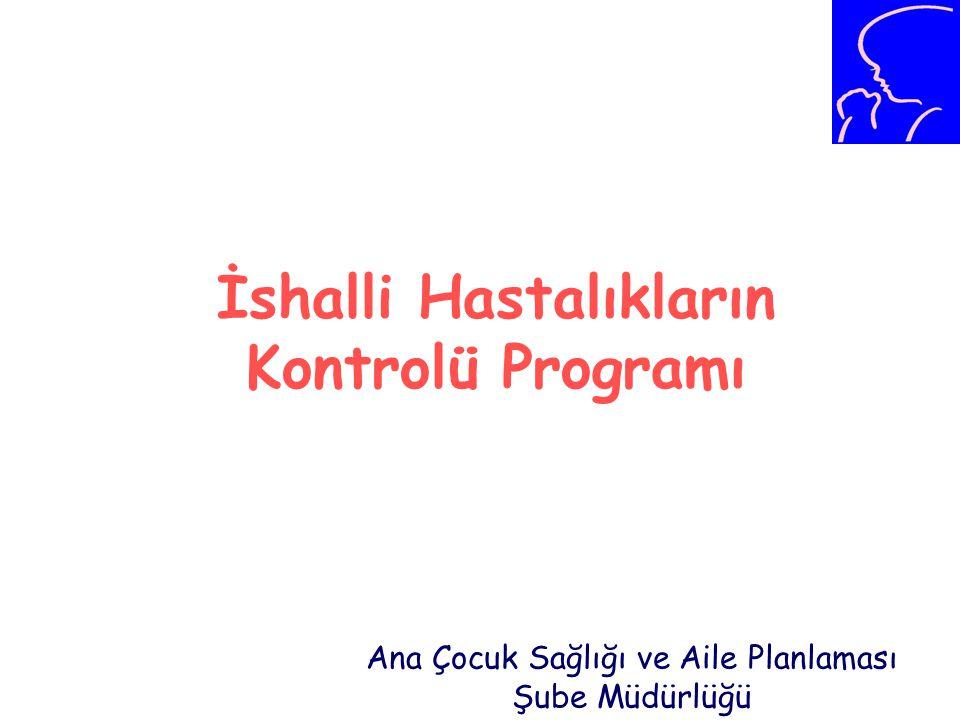 İshalli Hastalıkların Kontrolü Programı