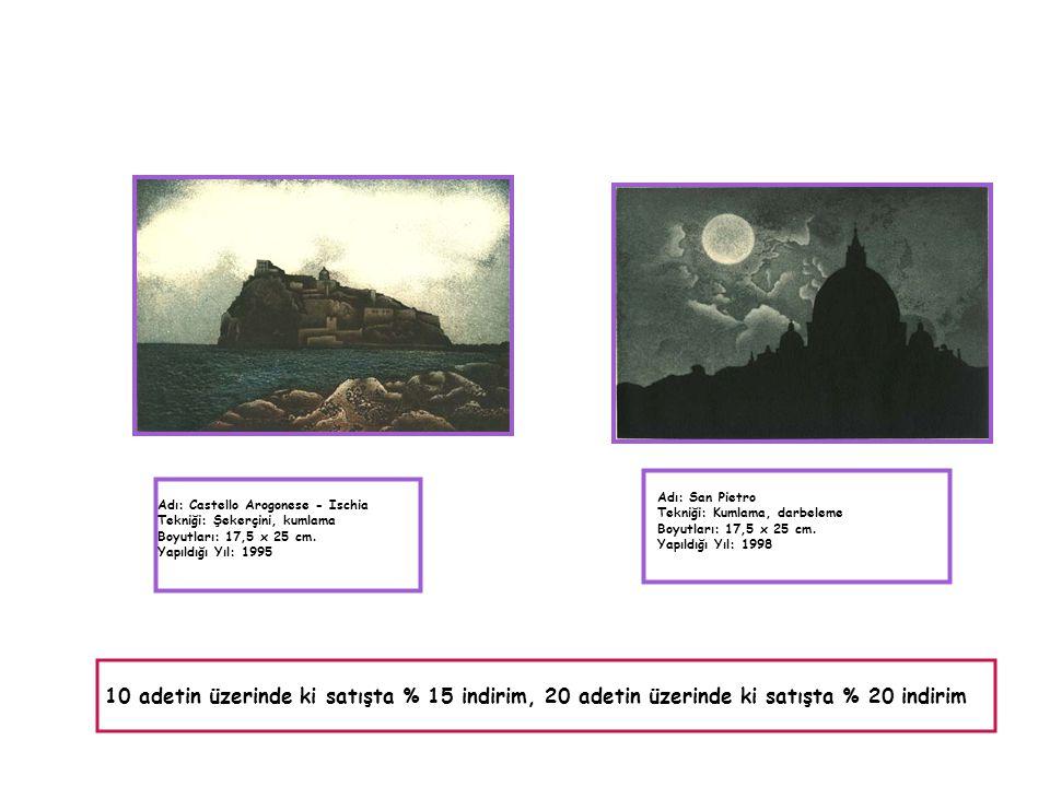 Adı: Castello Arogonese - Ischia