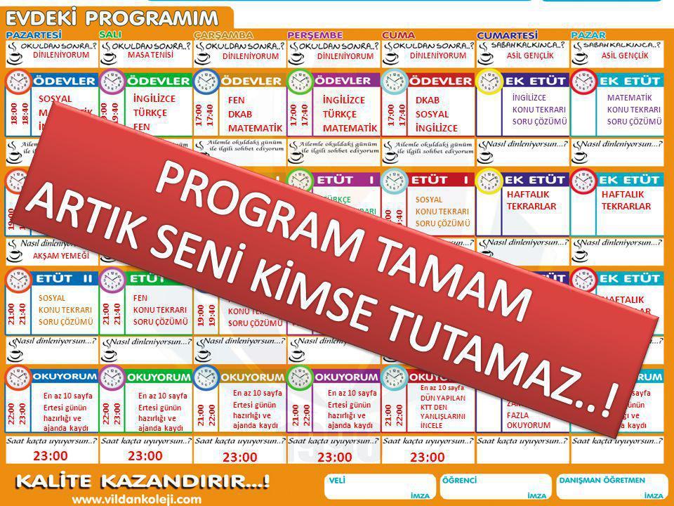ARTIK SENİ KİMSE TUTAMAZ..!
