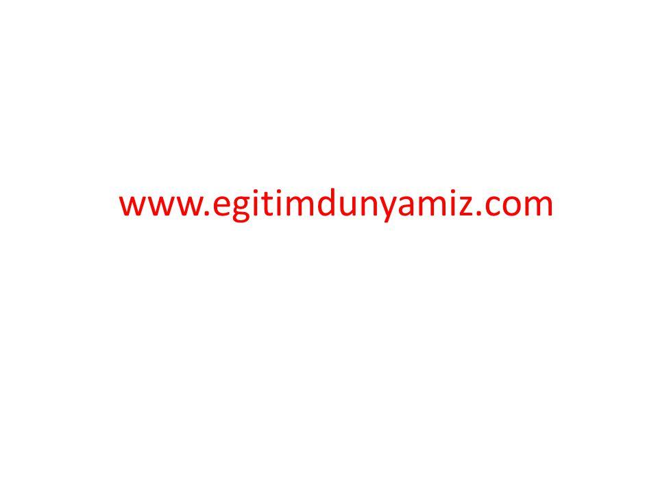 www.egitimdunyamiz.com