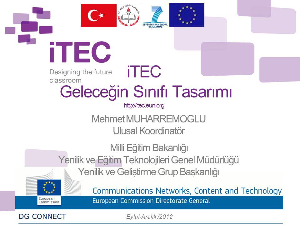 iTEC Geleceğin Sınıfı Tasarımı http://itec.eun.org