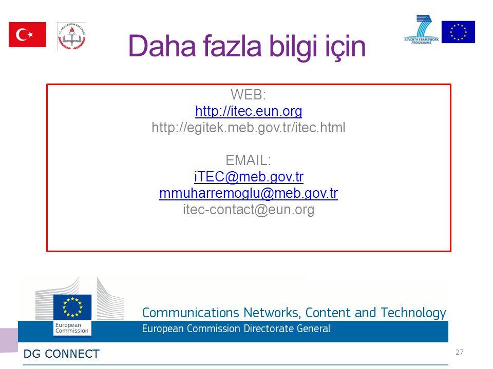 iTEC - Geleceğin Sınıfını Tasarlama