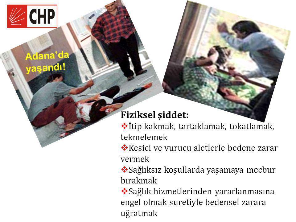 Adana'da yaşandı! Fiziksel şiddet: