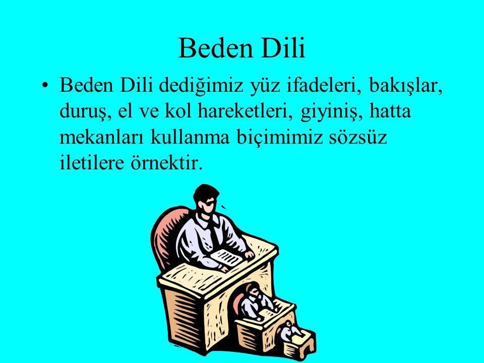 Beden Dili