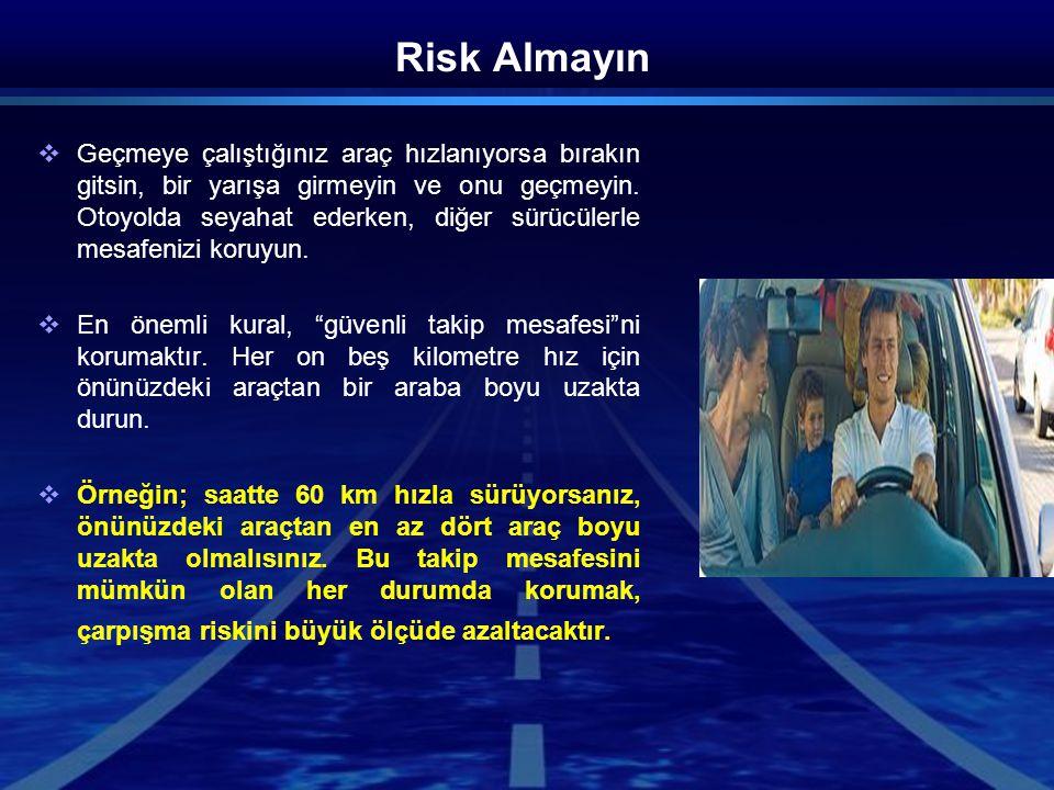 Risk Almayın