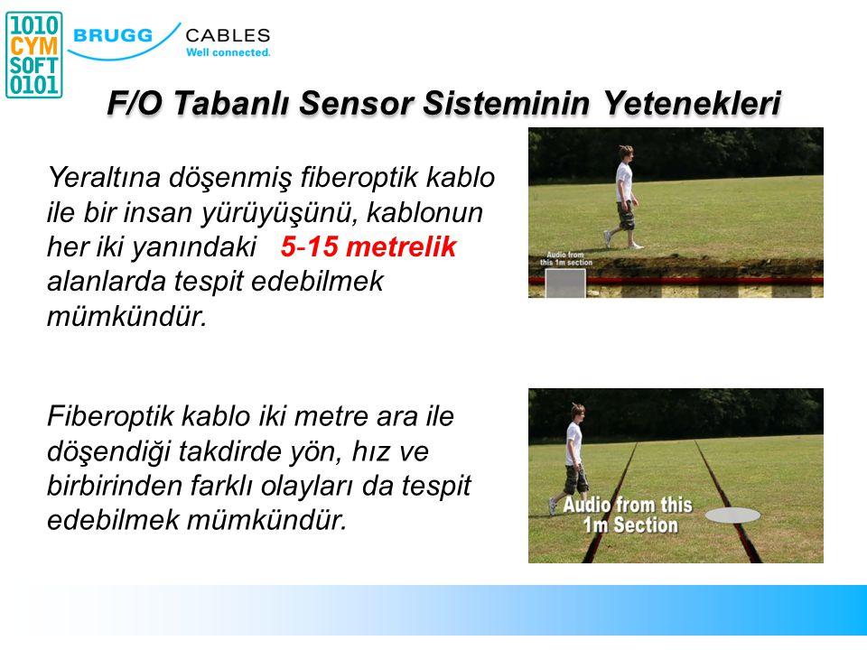 F/O Tabanlı Sensor Sisteminin Yetenekleri