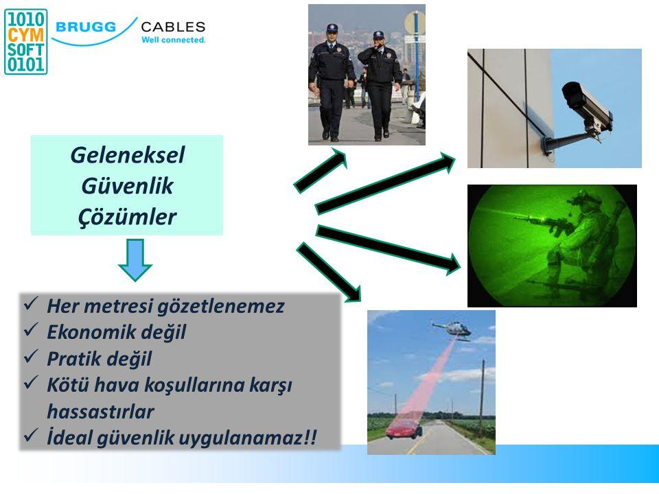 Geleneksel Güvenlik Çözümler