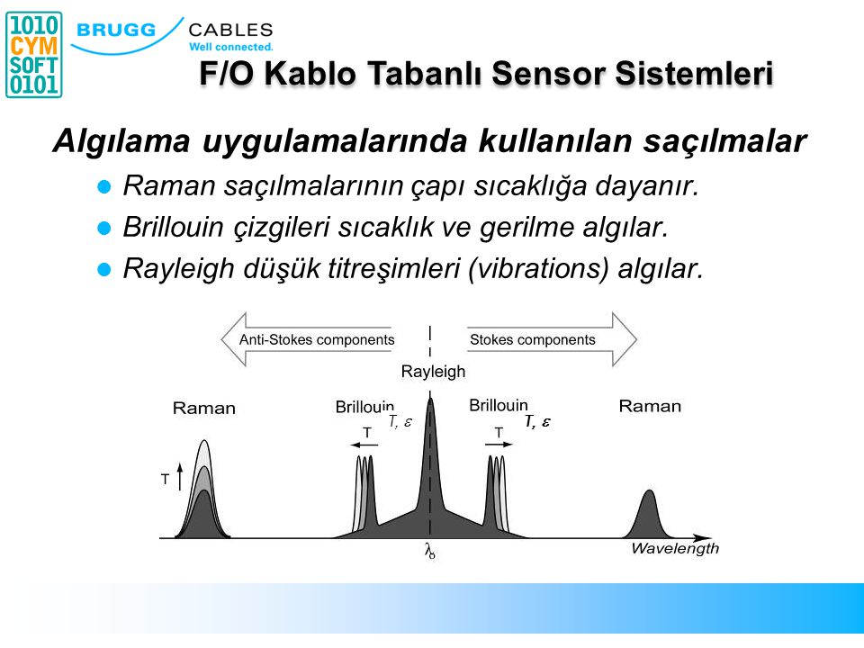 F/O Kablo Tabanlı Sensor Sistemleri