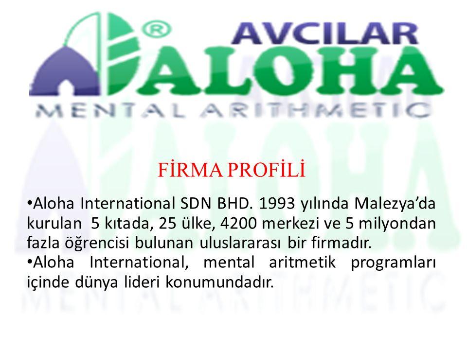 FİRMA PROFİLİ