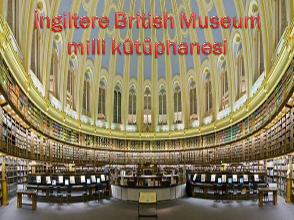 İngiltere British Museum