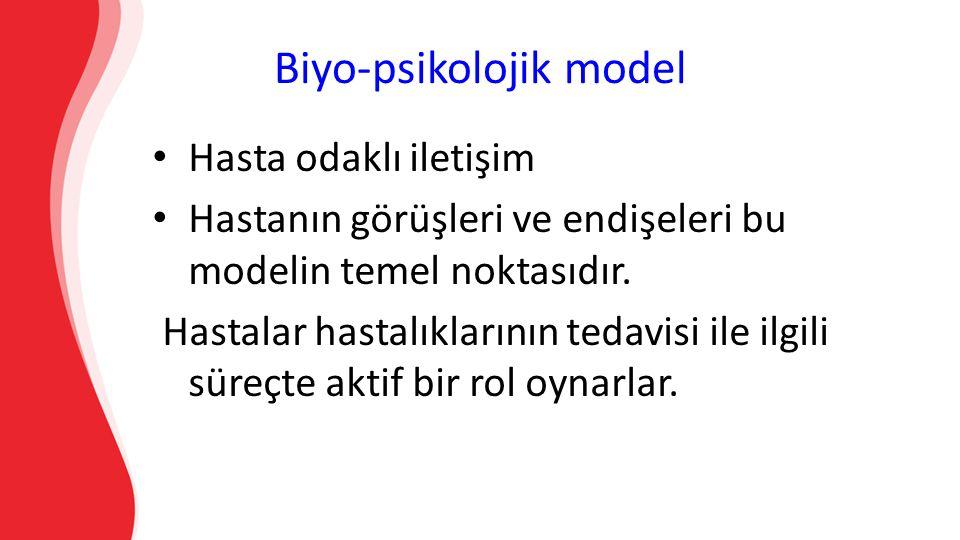 Biyo-psikolojik model